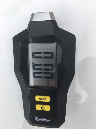 米其林(MICHELIN)胎压计 4338ML胎压表 胎压监测 数显 可测胎纹 晒单图