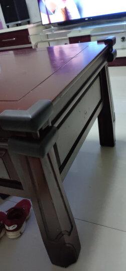 棒棒猪(BabyBBZ) L型防撞角婴儿童安全防护角桌角防碰保护套优质加厚款 棕色8个装 晒单图