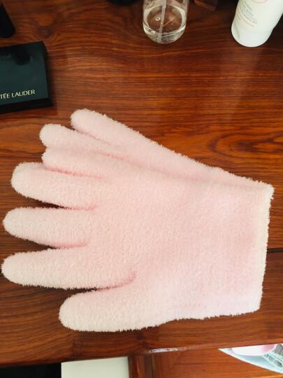 FaSoLa手套免洗凝胶手套足套补水保湿嫩白美容精油保养护理手套脚套 凝胶手套 晒单图
