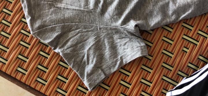 米度丽 【买一送一】哺乳衣外出春装大码孕妇T恤产后喂奶衣长袖月子服春夏哺乳装短袖上衣 短袖-粉红色 L码 晒单图