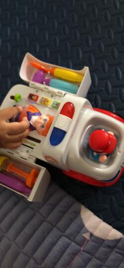 汇乐玩具(HUILE TOYS)556 早教益智玩具智能问答卡通火车 男孩女孩儿童礼物宝宝婴幼儿电动玩具带音乐 晒单图