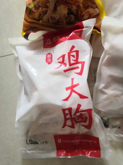 百年栗园 土鸡鸡翅根 500g/袋 烧烤食材烤翅 晒单图