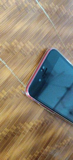 亿色(ESR)苹果SE/7/8手机壳 iPhone8/7保护套新se2代超薄防摔电镀边框硅胶透明软壳男女时尚潮款-玫瑰金 晒单图