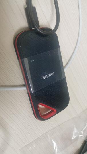 闪迪(SanDisk)480GB 极速 900型 移动硬盘 固态(PSSD)读850MB/秒 写850MB/秒 晒单图