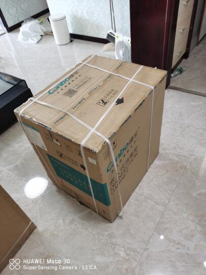 康宝(Canbo)消毒柜 家用嵌入式 负离子杀菌 二星级高温大容量 厨房餐具碗筷消毒碗柜XDZ90-E11EK 晒单图