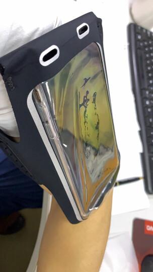 亿色(ESR) 苹果X手机壳防摔款 iPhonex手机壳/保护套抗摔减震强保护款男女通用 PC+TPU 雅卓系列 珍珠白 晒单图