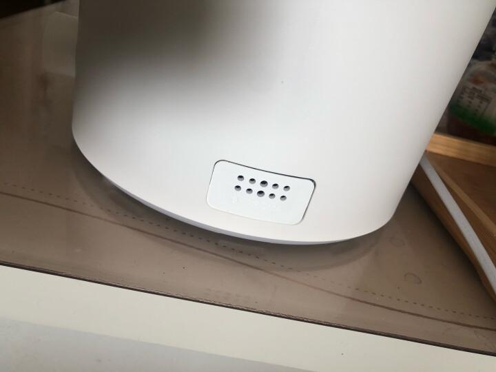德尔玛(Deerma)加湿器4L大容量上加水智能恒湿空气净化加湿器卧室家用香薰 DEM-ST900S(象牙白) 晒单图