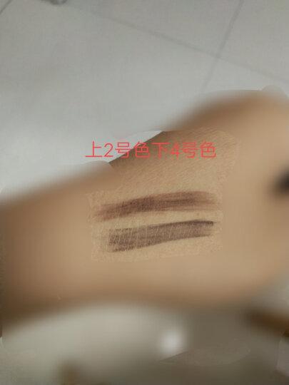 得鲜(The saem) 双头自动旋转眉笔眉刷 2#灰褐色 0.2g/支  轻松勾勒  持妆显色 晒单图