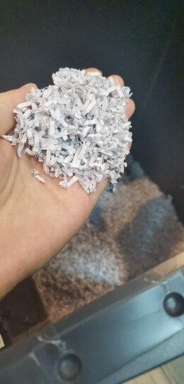 科密碎纸机 办公商用家用碎纸机 高保密纸张文件粉碎机 信用卡光盘粉碎机 T618D 晒单图