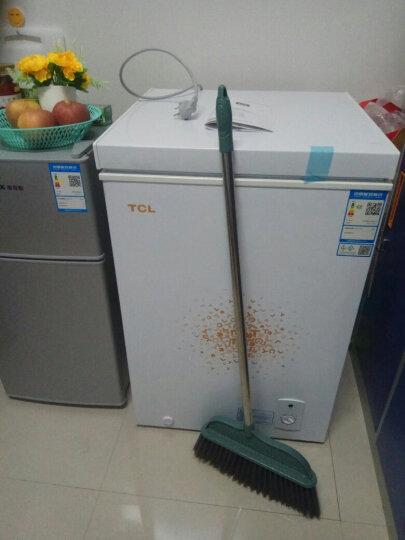 TCL 106升 冷冻转换柜冰柜 小型家用迷你母乳冷柜母乳冰箱 顶开门 节能单温冰箱(白色) BD/BC-106HQD 晒单图