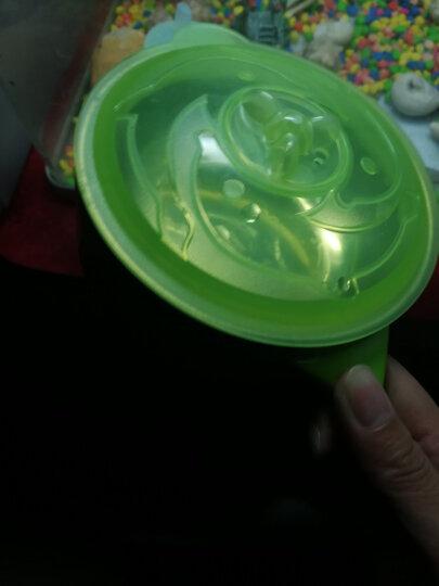 新妙(Xinmiao)辅食刀具套餐 婴儿辅食工具陶瓷刀  家用削皮器水果刀切板3件套 两款随机发货 晒单图