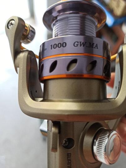 光威GW.MA 6轴纺车轮全金属头渔轮海竿轮远投鱼轮矶钓路亚轮鱼线轮海杆轮鱼轮 MA800型号 晒单图