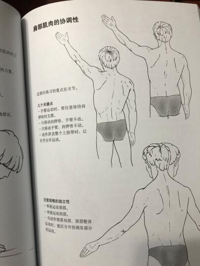 运动解剖书:运动者最终要读透的身体技能解析书 晒单图