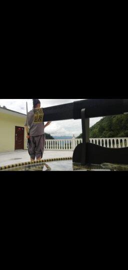 龙泉长尾猫刀剑汉王剑厂家直销  手工汉剑 秦剑长剑碳钢一体汉剑龙泉硬剑工艺礼品宝剑摆件收藏 不开锋 黑色亚光款 晒单图