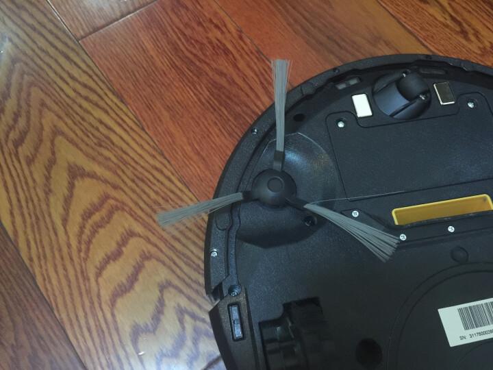 美的(Midea)扫地机器人R1-L083B全自动带拖布智能充电家用节能清扫机器人吸尘器 晒单图
