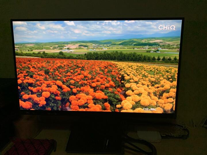 优派 小黑 显示屏23.8英寸四面微边旋转升降IPS高清显示器 100%sRGB 专业设计 电脑显示器 VP2468 晒单图