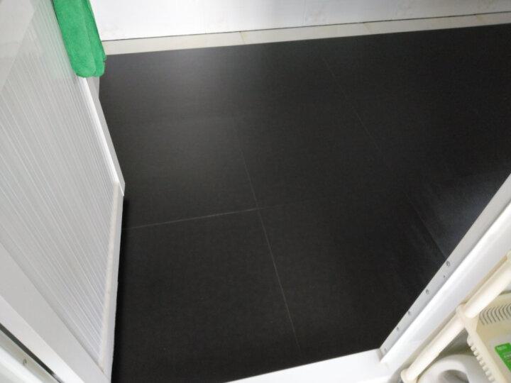 LG Hausys家用地板PVC石塑地板砖加厚塑胶防水地板耐磨地胶LG片材 石纹【2.0mm厚】 晒单图
