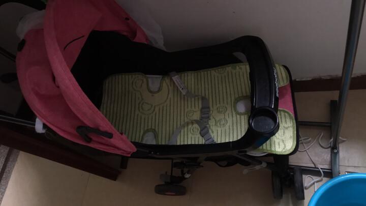 圣得贝 婴儿推车可坐可躺超轻便携婴儿车儿童推车宝宝童车折叠伞车遛娃婴儿推车儿童手推车旅行婴儿车QQ3 QQ3小蜜蜂兰*1  蚊帐*1 晒单图