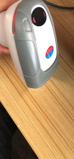 爱宝(Aibao)WI-80S 激光无线一维码扫描枪仓库物流快递条码扫码枪扫码器带底座充电式 晒单图