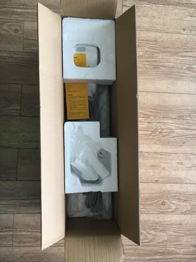 德尔玛(Deerma)DX700小型家用立式吸尘器手持吸尘机宠物家庭适用 晒单图