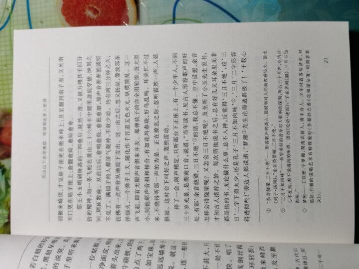 晚清四大谴责小说 老残游记(插图本) 晒单图