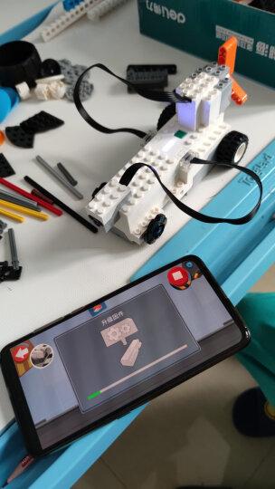 乐高(LEGO)积木 BOOST系列 17101 5合1智能机器人 7-12岁+ 儿童玩具 科技机械编程套装 男孩女孩生日礼物 晒单图