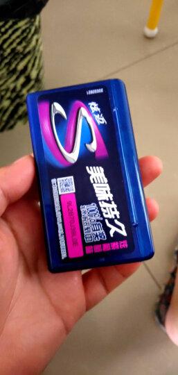 炫迈(Stride)无糖口香糖 跃动鲜果味28片50.4g 少年之名同款(新老包装随机发货) 晒单图