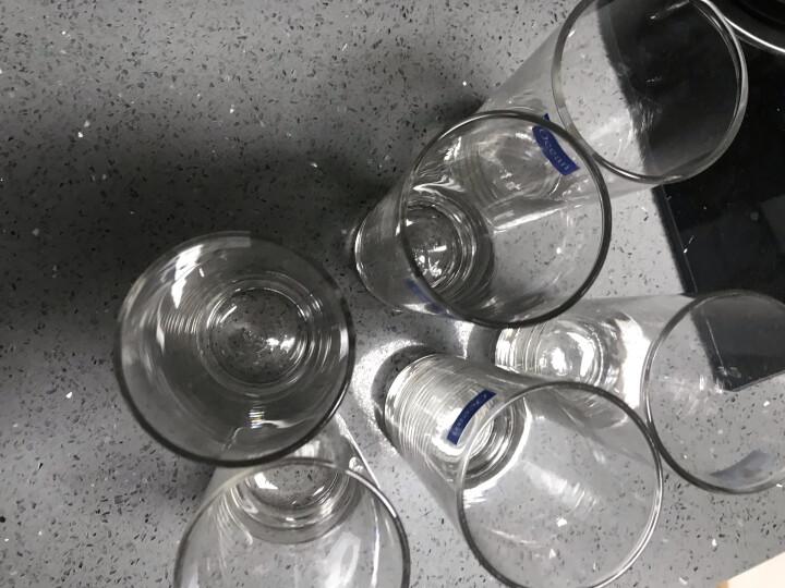Ocean泰国进口玻璃水杯牛奶果汁杯茶杯饮料杯290ml六只套装 晒单图