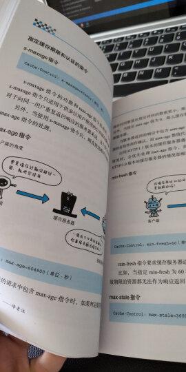 图解HTTP+图解TCP/IP+图解网络硬件(套装共3册)(图灵出品) 晒单图