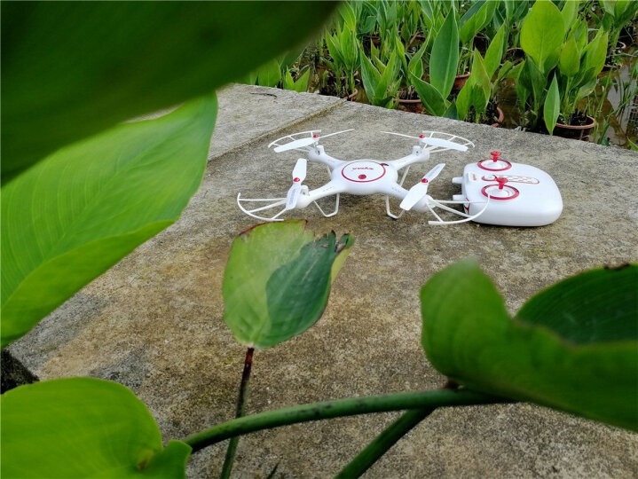SYMA司马无人机大型遥控飞机男孩玩具四轴飞行器飞碟航模电动玩具无人飞机男孩生日礼物X5S 晒单图