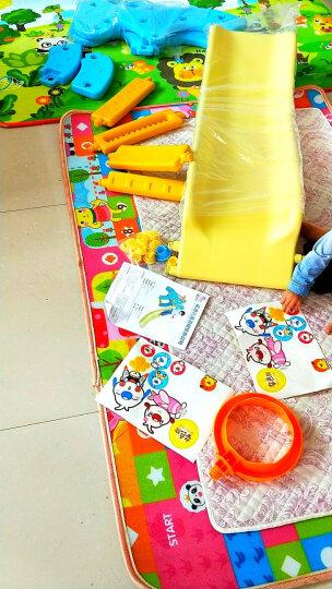 诺澳 加大加厚加高婴儿童游戏围栏 宝宝安全学步防护栏亲子乐趣室内外游乐场玩具栅栏 小狮子炫彩款12+2 晒单图