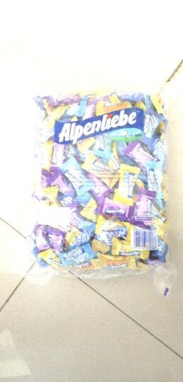 阿尔卑斯牛奶软糖(焦香源味、醇厚酸奶、葡萄酸奶)单粒包装袋装1kg(约200颗)婚庆喜糖 休闲零食 晒单图