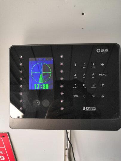 汉王(Hanvon)考勤机脸部面部签到快速识别 大容量红外高清双摄智能打卡机 C226 晒单图