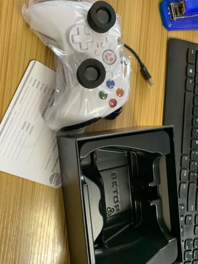 北通Betop 阿修罗2有线游戏手柄xbox360精英PS PC电脑电视Steam最终幻想怪物猎人只狼海贼无双FIFA实况2k 白 晒单图