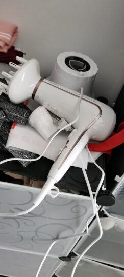 飞利浦(PHILIPS)电吹风机 HP8235/00 家用大功率4倍负离子护发恒温快干冷热风吹风筒 晒单图