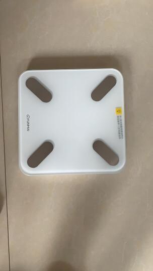 【小米有品版】云麦好轻mini2 智能体脂秤 体重秤电子称精准称重减肥脂肪秤家用人体健康秤 可连接米家APP 晒单图