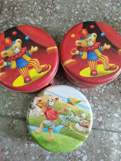 香港珍妮曲奇聪明小熊手工饼干进口休闲零食品糕点精致礼盒!四味4mix大盒640g! 晒单图