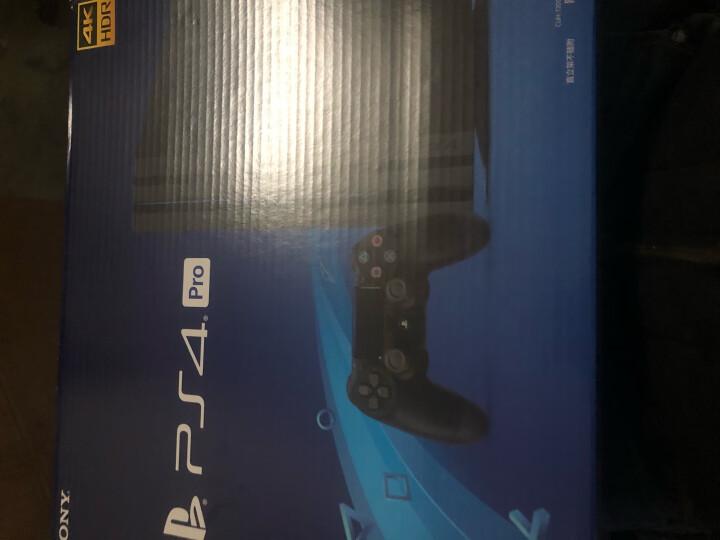 索尼(SONY)PS4 Pro【PS4游戏主机】家用电视电脑娱乐游戏机 PS4 Pro+角色扮演游戏套装 1TB 白色双手柄 晒单图
