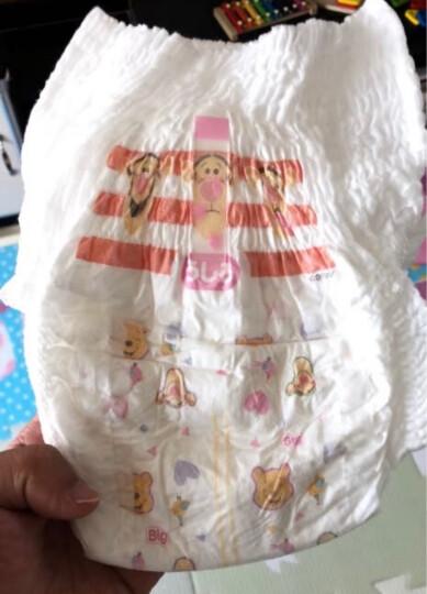 尤妮佳 moony 拉拉裤(女)XL48片(12-22kg)加大号婴儿尿不湿(官方进口)畅透增量 晒单图