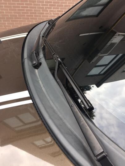 卡卡买水晶雨刮器/雨刷器/雨刮片无骨(买1送1,2对装)福特经典福克斯/福克斯12后1.8排量 汽车A级胶条26/17 晒单图