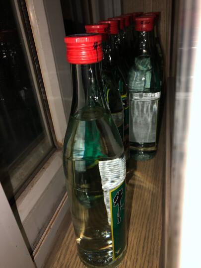 【旗舰店】牛栏山二锅头陈酿白酒42度 500ml*12瓶 整箱装(白牛二/牛白瓶)浓香风格白酒 晒单图