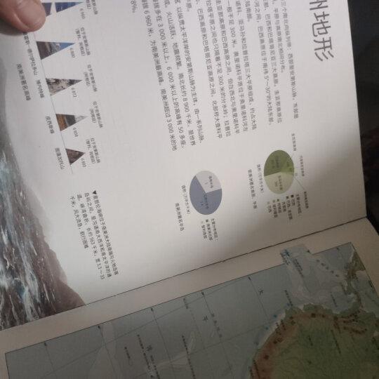 跟爸爸一起去旅行地图绘本:中国地图,北斗儿童图书 晒单图