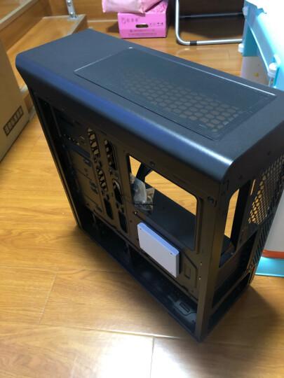 先马(SAMA)坦克 黑色 中塔式电脑机箱(支持ATX主板/长显卡/背线/水冷/台式游戏机箱/电源下置/宽体侧透) 晒单图