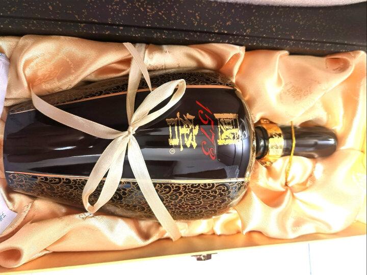 【官方直营】国窖1573 收藏纪念 浓香型白酒 商务送礼 礼盒装 生命中的那坛酒013 书香门第 55度 1L 晒单图