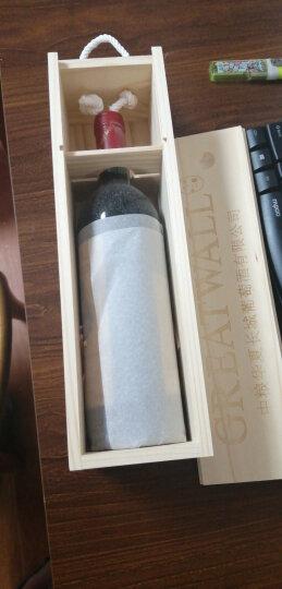 长城 华夏葡园九二珍藏级赤霞珠干红葡萄酒 750ml*6瓶 木盒 整箱装 中粮出品 晒单图