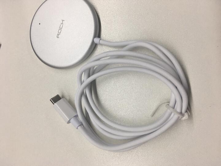 洛克(ROCK)QC3.0充电器 快充充电头 双口USB折叠 华为P10P9mate9荣耀V8nova2s3e小米8/6/mix2s苹果插头 黑 晒单图