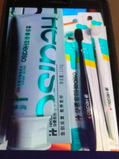 华素愈创牙膏 阖家幸福套装525g(4支装:海洋薄荷香+姜盐香+茉莉花茶香+薄荷莲花香) 晒单图