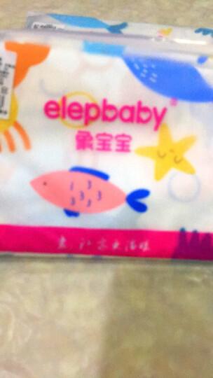 象宝宝(elepbaby)婴儿床床垫 幼儿园儿童棉床护垫褥子125*65cm 粉色 晒单图