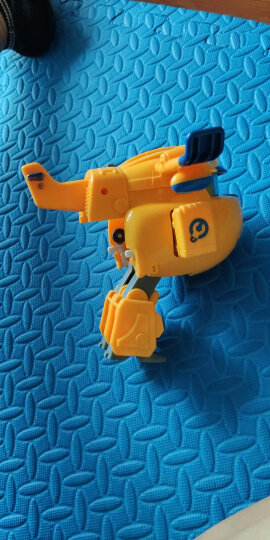 奥迪双钻(AULDEY)超级飞侠益智玩具大变形机器人-胡须爷爷 儿童玩具男女孩儿童节礼物 710260 晒单图
