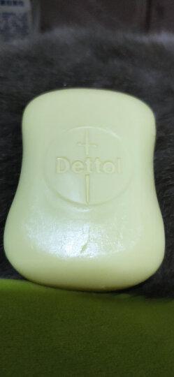 滴露Dettol健康香皂经典松木 3块装(115g*3块) 抑菌99% 洗手洗澡沐浴皂肥皂 男士女士儿童通用 晒单图